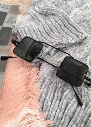 Нереальные мини квадратные солнечные очки na-kd