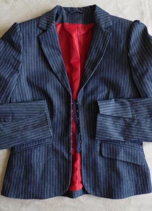 Жакет джинсовый лето-весна-осень, новый dorothy perkins,размер 10 – идет на 44-46.