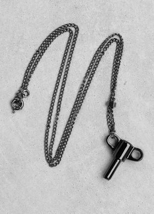 Украшение цепочка с подвеской ключ &other stories оригинал