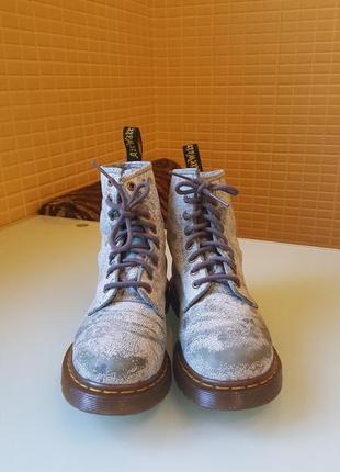 Брендовые ботинки dr. martens