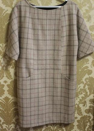 Шикарне плаття cocomore.шерсть.