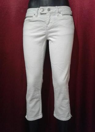 Бриджи кроп джинсы gap denim, возможен обмен