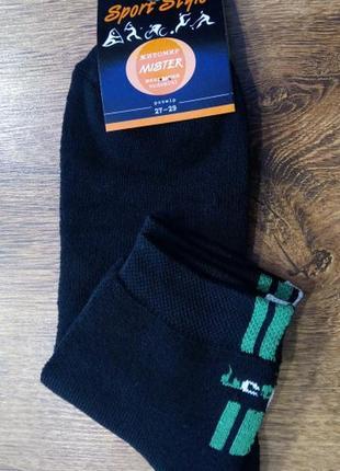 """Шкарпетки чоловічі махрові спортивні """"містер sport activ """" 27-29 ціна за 10 пар"""