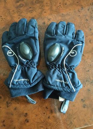 Перчатки теплые лыжные,горные,19см