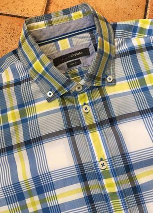 Безумно стильная рубашка marc o'polo размер m