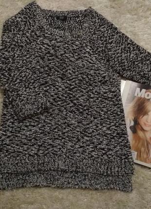 Модный свитер f&f