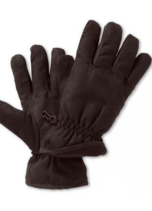 Теплые сенсорные перчатки 8,5 9, 5 tcm tchibo