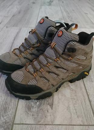 Оригінальні кросівки черевики merrell gore-tex vibram
