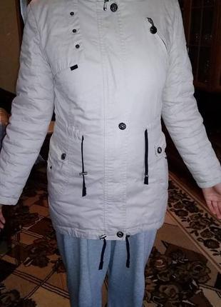 Зимняя куртка (парка)