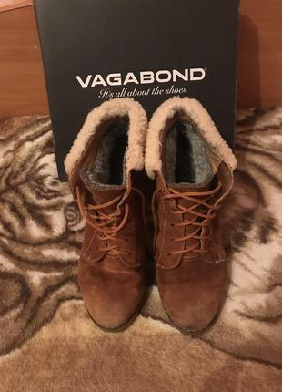 Зимние замшевые ботиночки!