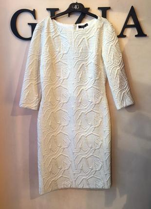 Тёплое  платье  kiwe