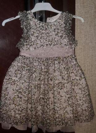 Нарядное платье на фотосессию,новый год