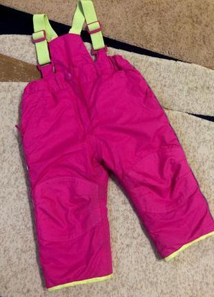Лыжные штаны topolino