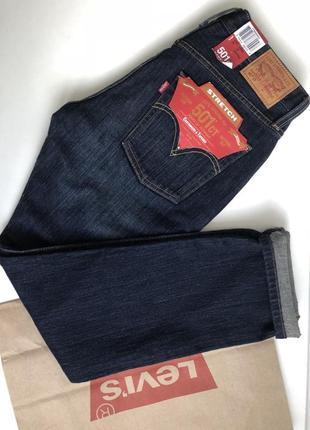 Джинсы женские levi's 501 ct jeans for women. новые, оригинал1