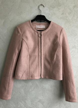 Пиджак пальто в составе шерсть