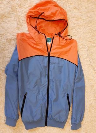 Twintip германия/легкая женская куртка ветровка/с системой clima cool/ р.xl-48-50