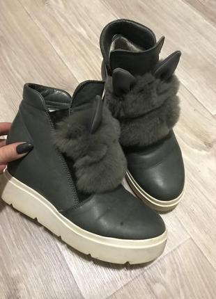 Ботинки top shoes