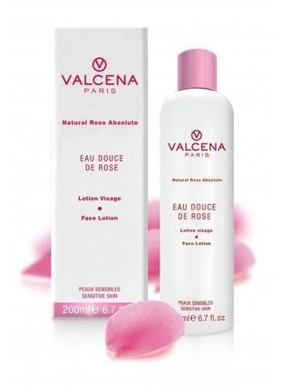 Тоник/розовая вода-лосьон valcena paris original