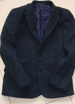 Пиджак шерсть 8лет
