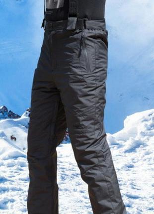 Полукомбинезон,брюки ,утепленные  ,лыжные,повседневные, брюки - xl