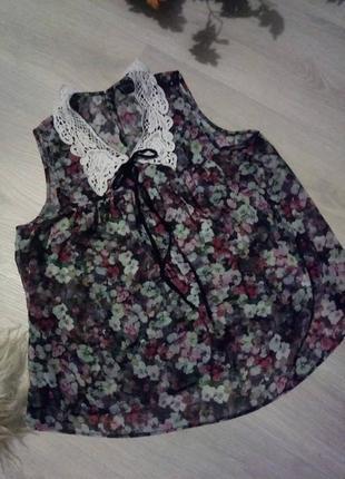 Блузка от бренда topshop