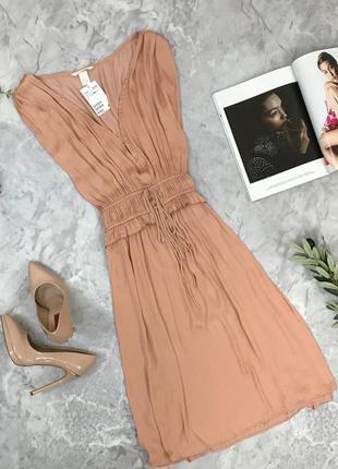 Нежное платье h&m  dr1845093 h&m