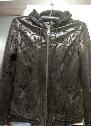 Курточка, натуральная кожа