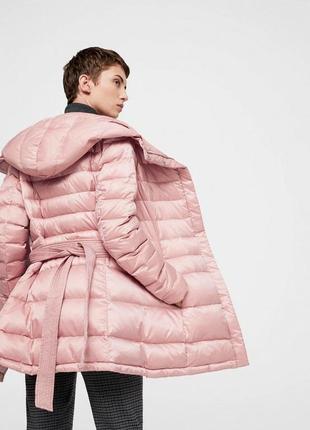 Пуховик куртка пальто mango