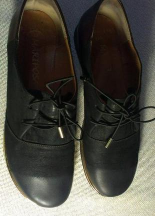 Женские туфли из натуральной кожи!!