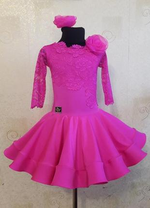 Рейтинговое платье для бальных танцев бейсик