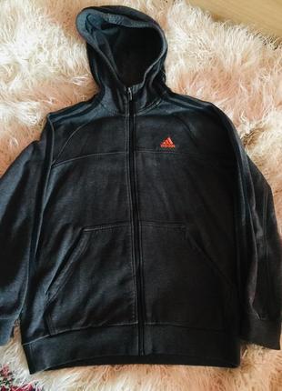 Толстовка / спортивная кофта adidas / стильная кофта для мальчика
