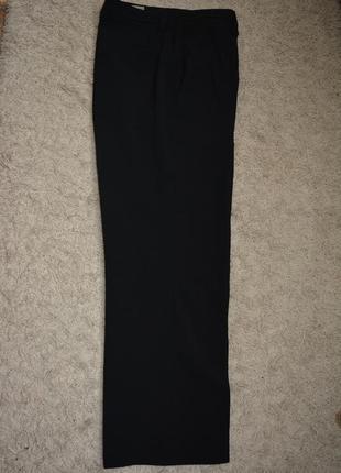 Теплые классические брюки, шерсть, gardeur