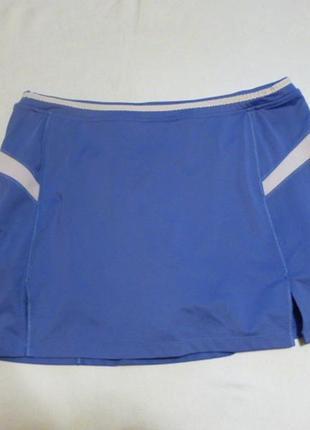 1+1=3 теннисная спортивная юбка шорты итальянского бренда