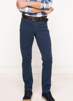2-15 chino новый комплект мужские штаны чинос и ремень defacto размер 28/30