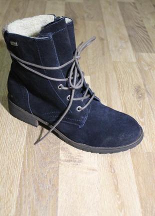 Дуже круті зимові черевики tom tailor ботинки полусапожки чобітки