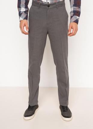 2-7 chino новые мужские штаны defacto чинос размер 30/30 хлопок