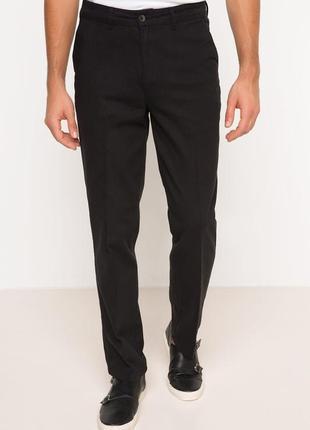 2-7 chino новые мужские штаны defacto чинос размер 29/30 хлопок