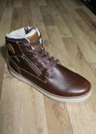 Черевики dockers ботинки