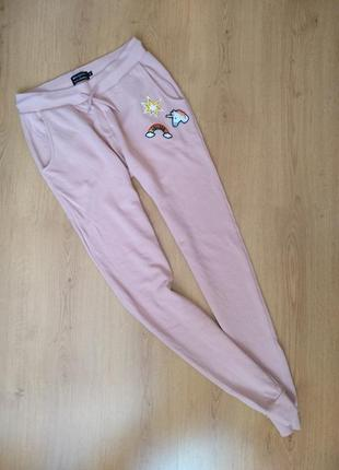 Спортивные штаны от even&odd( на высокую девушку)