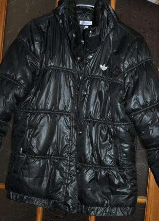 Спортивная зимняя  куртка adidas