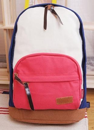 3-48 молодежный рюкзак городской стильный вместительный
