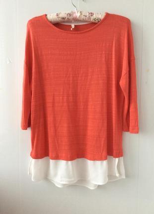 Стильный свитер кофта блуза stradivarius