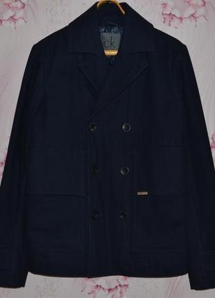 Новое!пальто calvin klein