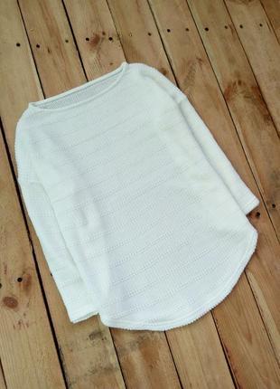 Мягенький свитерок, кофточка /хлопок 13%шёлка