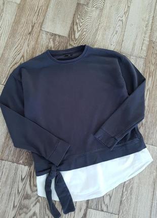 Котоновая блуза от next.
