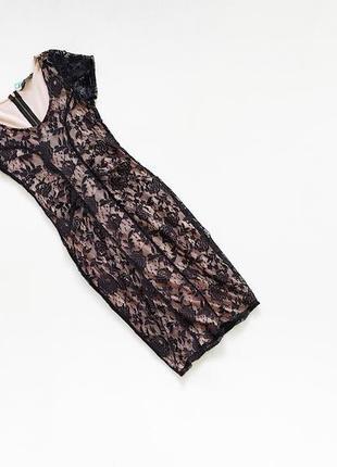 Вечернее платье нарядное ажурное красивое