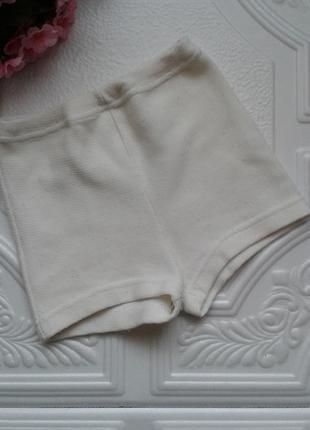 Теплый набор на флисе (термобелье) - майка и шортики, 2 года 92 см2