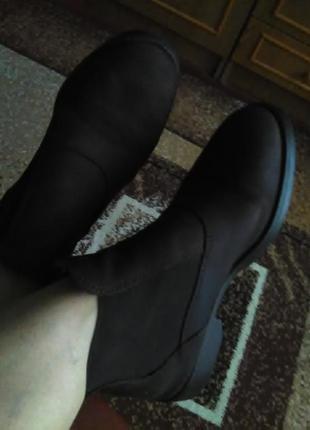 Ботинки челси,демисезонные