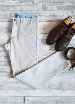Мужские штаны брюки massimo dutti