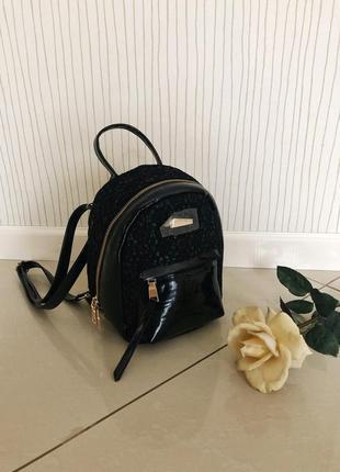 Стильний жіночий рюкзак, стильный женский рюкзак, сумка